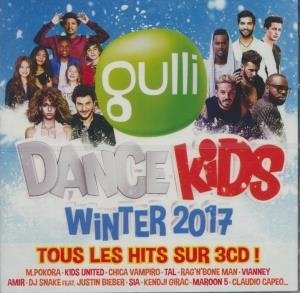 Gulli dance kids winter 2017 / M. Pokora, Rag'N'Bone Man, Dj Snake,... [et al.], interpr. | M. Pokora