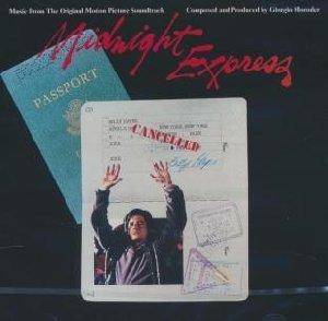 Midnight express : bande originale du film d'Alan Parker / Giorgio Moroder | Moroder, Giorgio. Compositeur