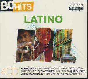 80 hits latino / Kendji Girac, Lucenzon, Michel Telo, ... [et al.] | Girac, Kendji