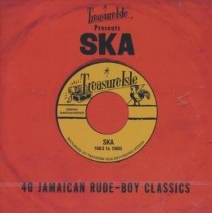 Treasure Isle presents ska : Ska 1963 to 1966 : 40 jamaican rude-boy classics / Stranger Cole, The Baba Brooks Orchestra, Eric Morris, ... [et al.] | Cole, Stranger