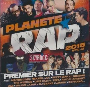 Planète rap 2015 : vol.2