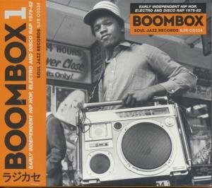 Boombox 1 : early independant hip hop, electro and disco rap 1979-82