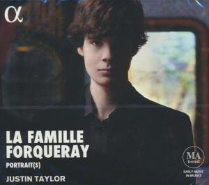 La Famille Forqueray : portraits