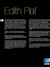Edith Piaf (suite)