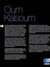 Oum Kalsoum (suite)
