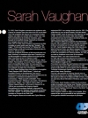 Sarah Vaughan (suite)
