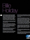 Billie Holiday (suite)