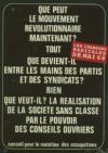 Chansons radicales de mai 68 (Les)