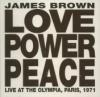 Love power peace : live at The Olympia, Paris 1971