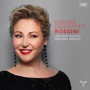 Une vie de Rossini : airs d'opéra