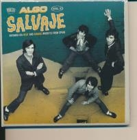 Algos salvaje : vol.2 : untamed 60s beat and garage nuggets from Spain