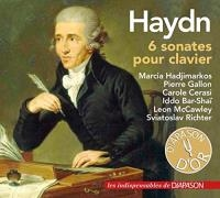 Haydn : six sonates pour clavier