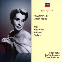 Helen Watts : lieder recital