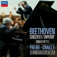 Concerto pour piano n° 5, op. 73 ; Sonate pour piano, op. 111