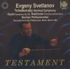 'Manfred symphony' de Tchaikovski ; 'Symphonie n°100' de Haydn ; 'Leonore n°3' de Beethoven