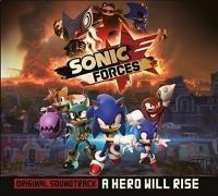 Sonic forces, a hero will rise : BO du jeu vidéo