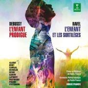 Enfant prodige de Debussy (L') ; L'enfant et les sortilèges de Ravel