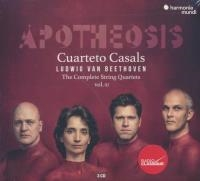 Apotheosis : the complete string quartets : vol. III
