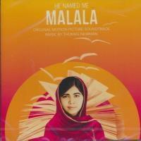 He named me Malala = Il m'a appelé Malala : BO du film de Davis Guggenheim