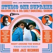 Studio One Supreme : maximum 70s & 80s early dancehall sounds