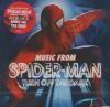 Spider-man, turn off the dark : musique de la comédie musicale mise en scène par Julie Taymor