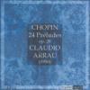 24 préludes, op. 28