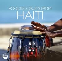 Voodoo drums from Haiti