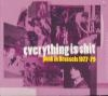 Everything is shit : punk in Brussels