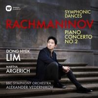 Symphonic dances ; Piano concerto n°2