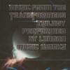 Music from the 'Transformers' trilogy