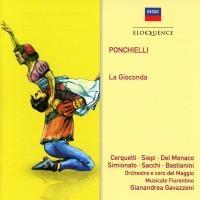 Gioconda (La) : drame lyrique en quatre actes : Florence 1957