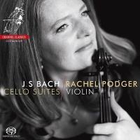 Suites pour violoncelle arrangées pour violon (Les)