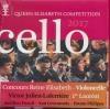 Cello 2017 : concours Reine Elisabeth 2017
