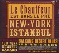 New-York - Istanbul - Bamako