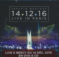 14.12.16 : live in Paris Accorhotels Arena