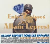 Entre 2 Caisses chante Allain Leprest : je hais les gosses !