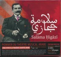 Pionnier du théâtre musical arabe