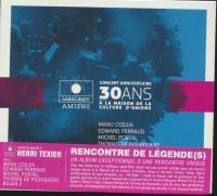 Concert anniversaire 30 ans à la Maison de la culture d'Amiens