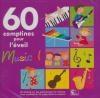 60 comptines pour l'éveil musical