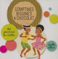 Comptines, biguines & chocolat : bal gourmand des Antilles