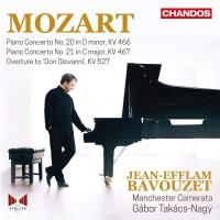 Piano concerto  n°20 in d minor KV 466 ; Piano concerto n°21 in c major KV 467 ; ...