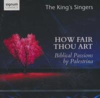 Passions bibliques de Palestrina