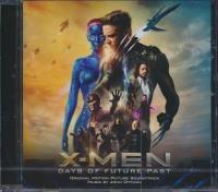 X-Men : days of future past : BO du film de Bryan Singer