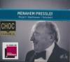 Sonate pour piano n°18 D 894 de Schubert ; Rondo K 511 de Mozart ; Bagatelles de Beethoven