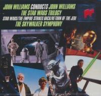 John Williams conducts John Williams : the Star Wars trilogy