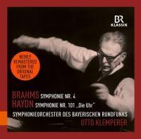 Symphonie n°4 ; Symphonie n°101 'Die uhr'
