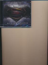 Batman v Superman, dawn of justice : BO du film de Zack Snyder
