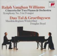 Concerto pour 2 pianos et orchestre, Symphonie n°5