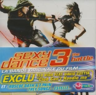 "Afficher ""Sexy dance, the battle B.O."""