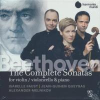 Sonates pour violon, violoncelle et piano